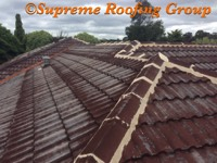 roof bedding